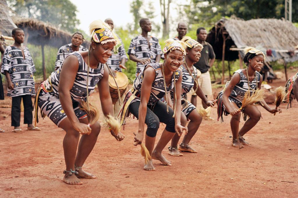 Hello Afrika-Tématé